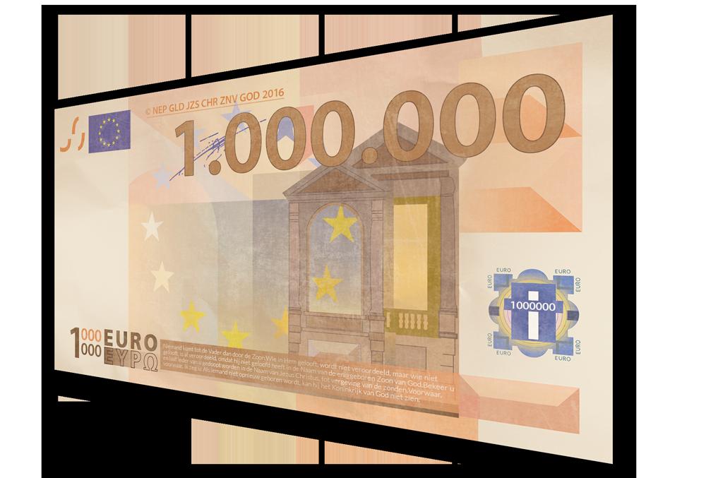 1 miljoen euro