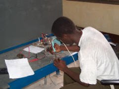 Afdeling electrotechniek