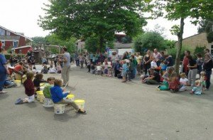 Jenaplanschool 't Praathuis in actie voor Tanzania