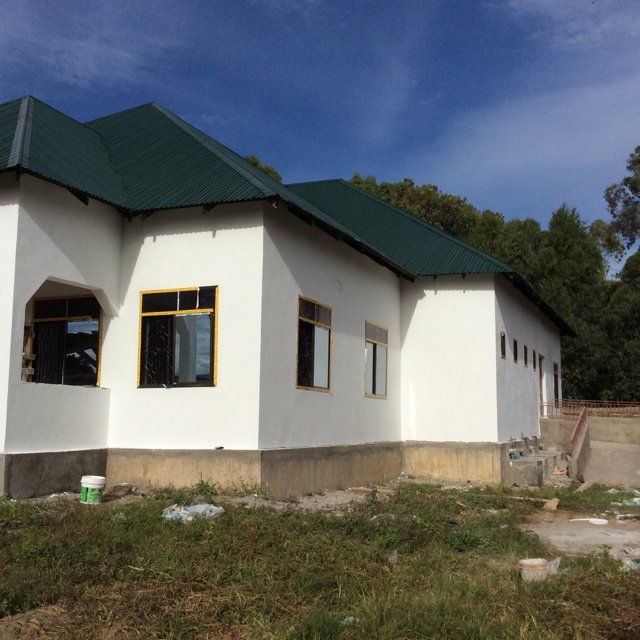Revalidatiecentrum in Mbeya