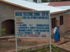 Technische school - Makoka