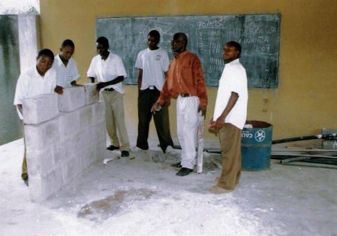 Bouwopleiding Tanzania