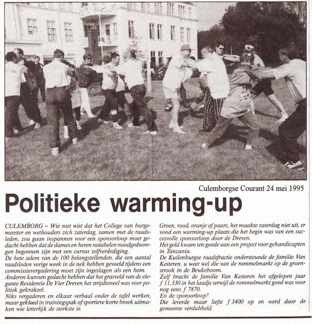 Culemborgse Courant 1995