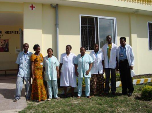 Ziekenhuis Kibangu